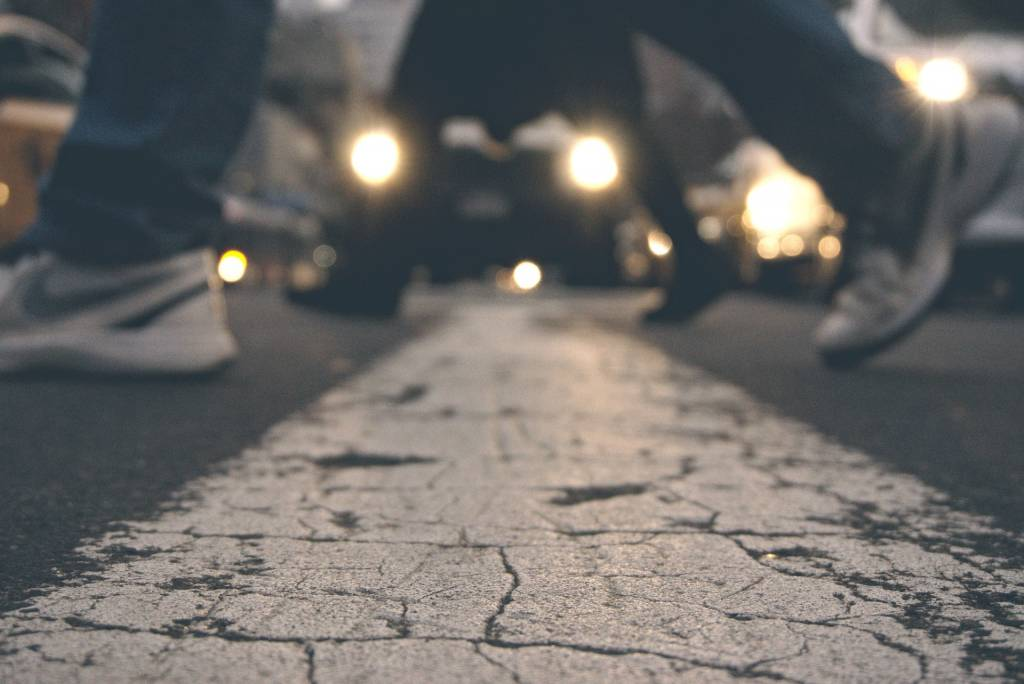 pedestrian rights california